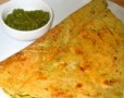 Indian Recipes For Breakfast With Paratha Samosas!