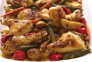 chicken recipes for dinner tonight