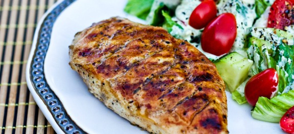 grilled chicken recipes easy