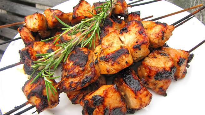 Grilled chicken recipes indian