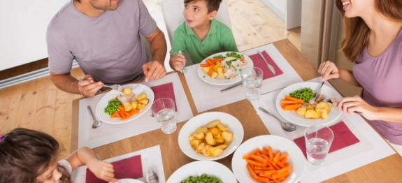healthy family meals blog