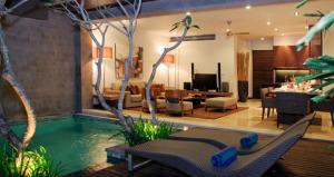 bali villas seminyak 2 bedroom