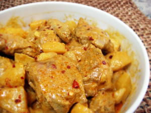 chicken curry recipe coconut milk tomato