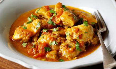 chicken curry recipe thai