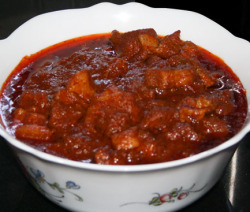 Indian Pork Recipe