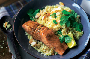 Indian salmon recipes for dinner