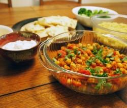 Indian veg recipes for dinner family