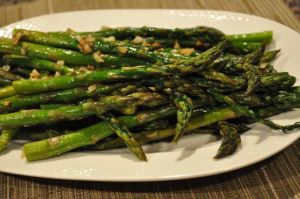 asparagus Indian recipe