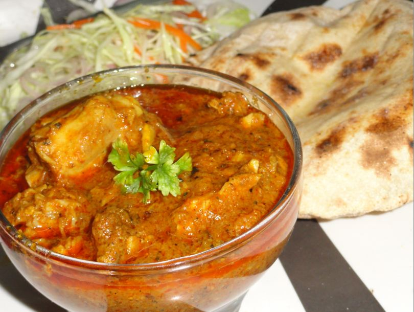 The Secret of Authentic Indian Chicken - Bali Indian ...