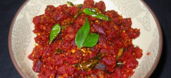 how to cook beetroot indian style