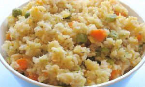brown rice indian recipe