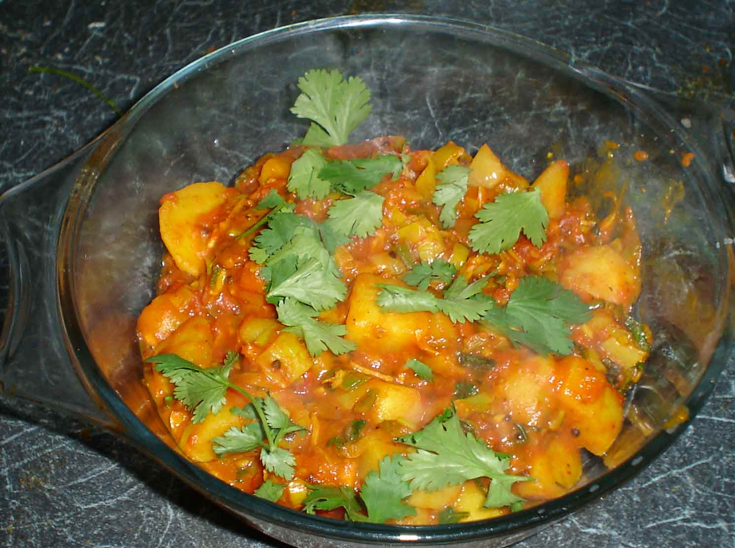 Image gallery indian potato recipes for Indian potato recipes for lunch