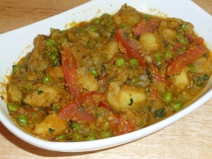 north indian recipes vegetarian