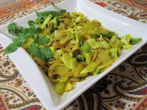 Cabbage Recipes Indian