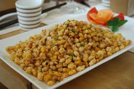 Corn Recipes Indian rasy