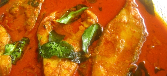 Indian Fish Curry Recipe