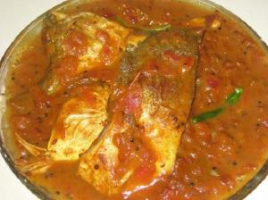 Indian Fish Curry Recipe for lunch