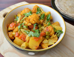 Indian Vegetarian Dinner Recipe