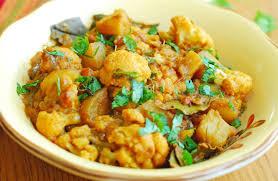 Indian Vegetarian Dinner