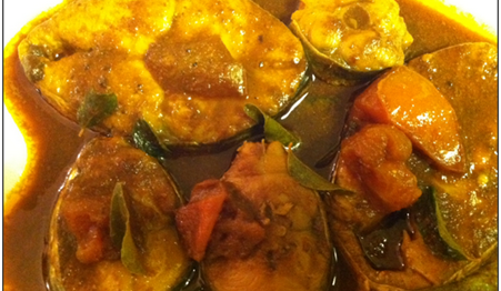 Indian fish curry recipe to get the right taste