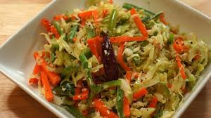 Indian vegetables recipe