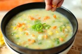 Indian vegetarian soup
