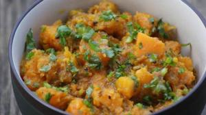 Pumpkin Recipes Indian for dinner