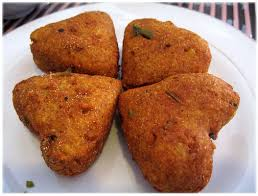 Veg Cutlet Indian Recipe
