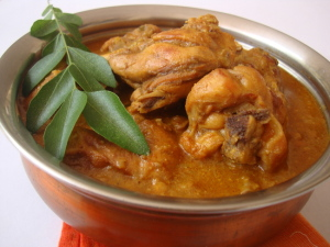 easy chicken curry recipe Indian