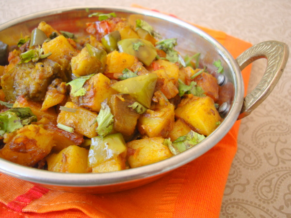 indian veg recipes for lunch