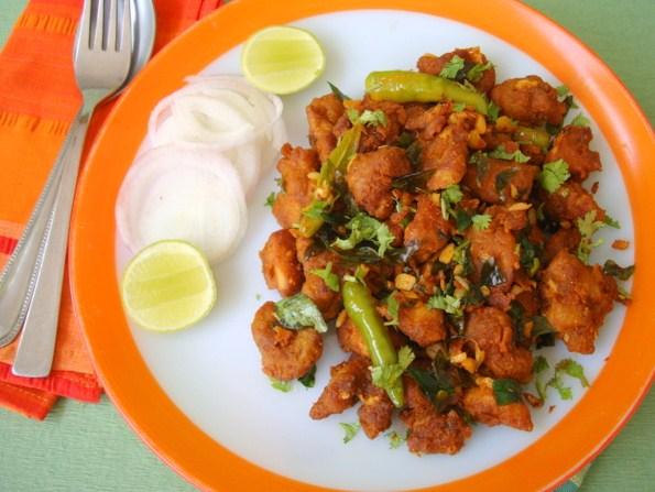 65 indian chicken recipe
