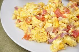 Breakfast time Menu
