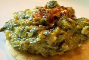 Spinach Indian Recipe
