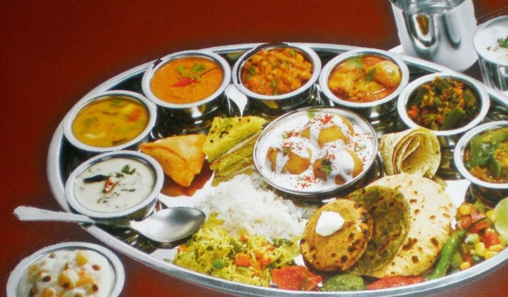 about indian food culture