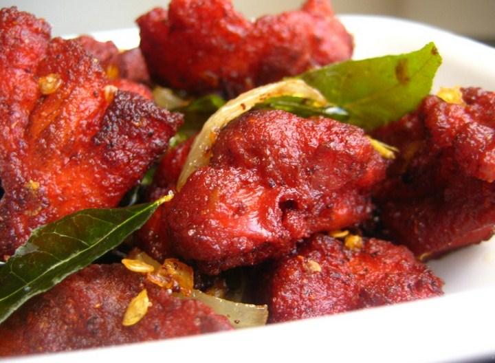 chicken 65 indian recipe in urdu