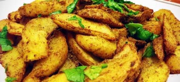 indian potato recipes vegetarian