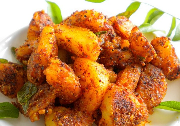 potato recipes indian cooking