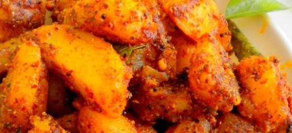 potato recipes indian in hindi