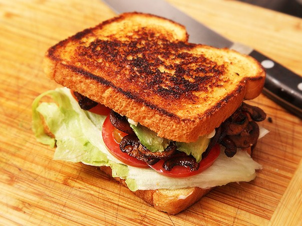 sandwich recipes for dinner