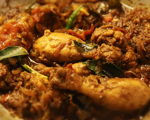 indian chicken curry recipes with coconut milk