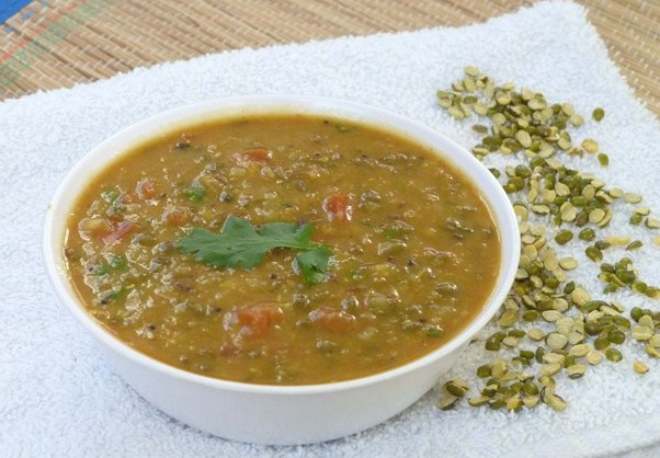 indian dal recipe vegan
