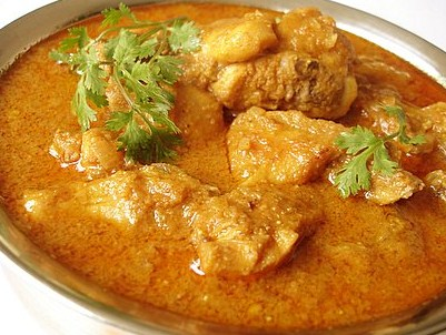 Indian chicken curry recipes with rice