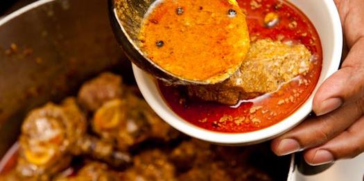 Indian food recipe Rogan Josh Kashmiri