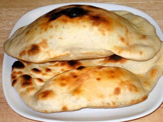 Indian recipes for dinner Naan
