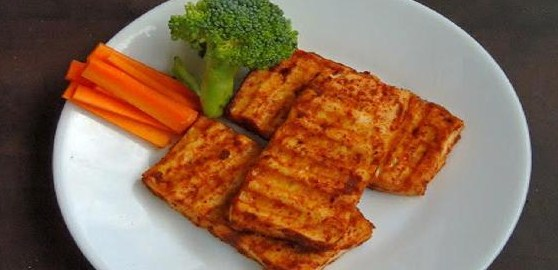 Simple Indian vegetarian recipes from tofu