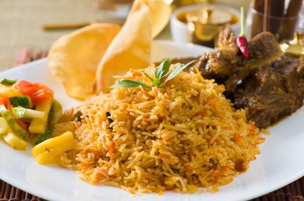 food recipes in Hindi Biryani Rice