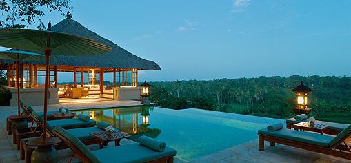 bali luxury villas for rent