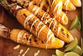 indian corn recipe