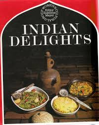 indian delights recipe book