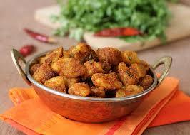indian potato recipes simple